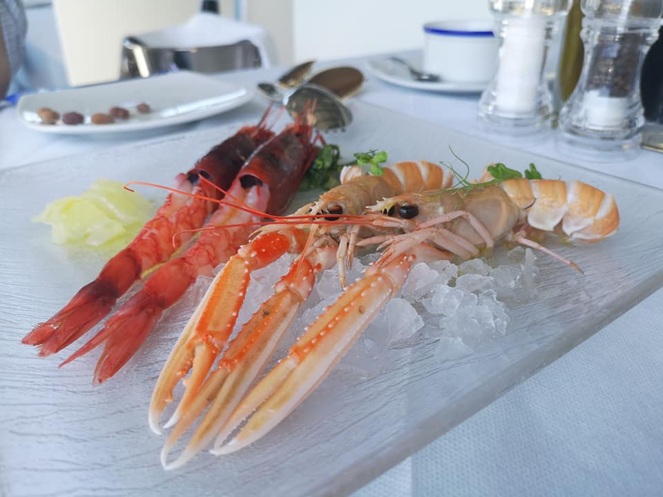 Review Onda Blu A New Seafood Restaurant In Pieta With