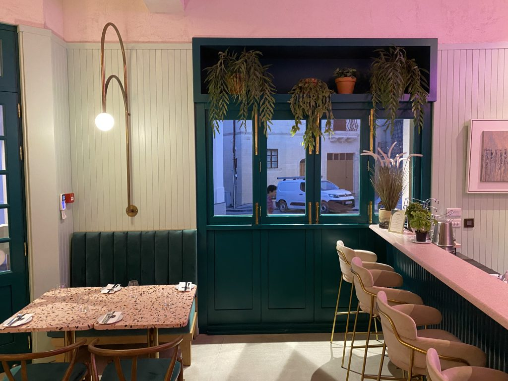 Barbajean Review A Glossier Than Usual Neighbourhood Restaurant In Dingli What S Cooking Malta